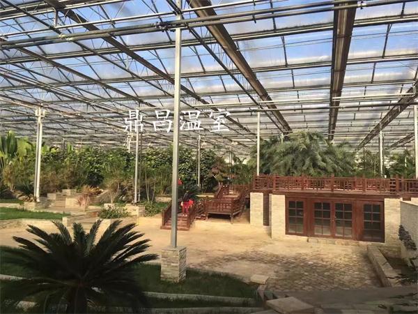 高端生态温室大棚