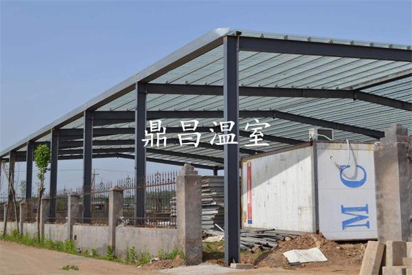 钢结构厂房建设1